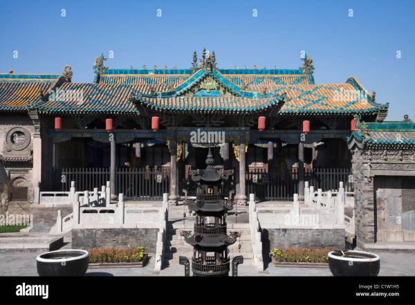China Pingyao City God Stock &