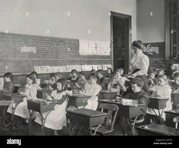 Victorian School Times