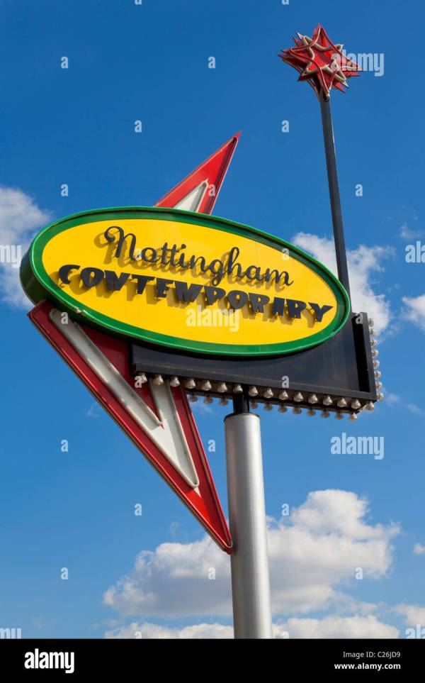 Neon Sign Stock & - Alamy