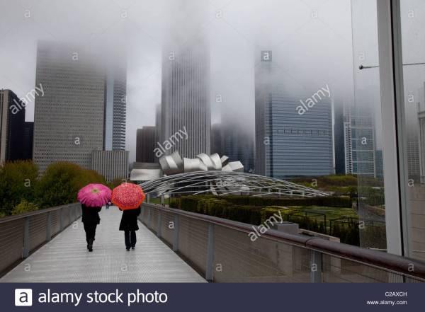Museum Of Contemporary Art Chicago Stock &