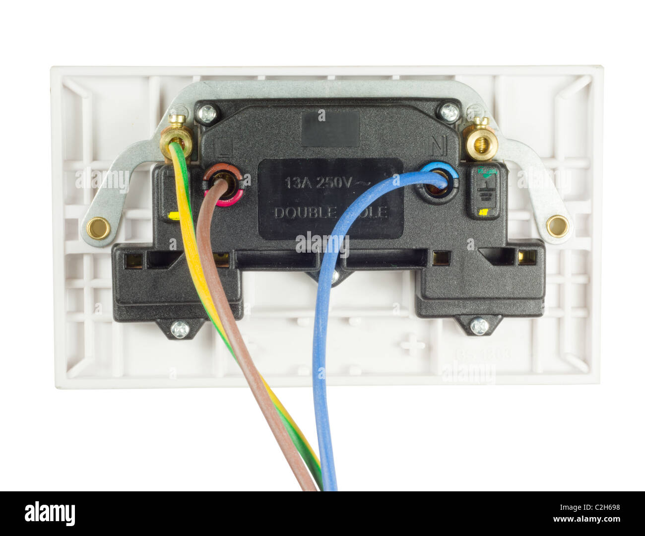 hight resolution of double socket wiring a outlet wiring diagram pass wiring a double outlet wiring a double electrical outlet