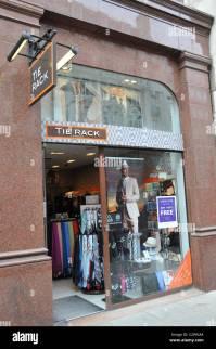 Tie Rack store shop ties scarves scarf London Piccadilly ...