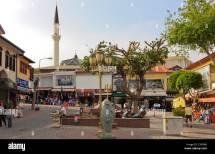 Alanya Turkey Shopping