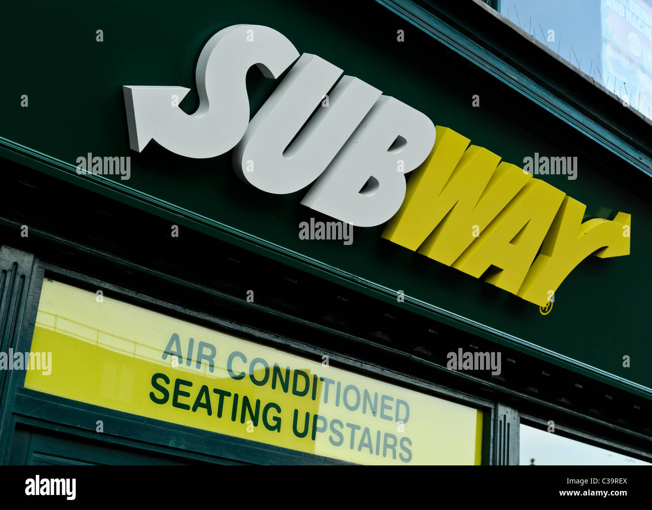 Fast Food Outlet Names