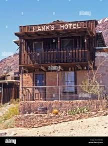 Hank' Hotel In Calico Ghost Town Official