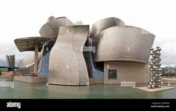 Guggenheim Museum Bilbao Modern Contemporary Art