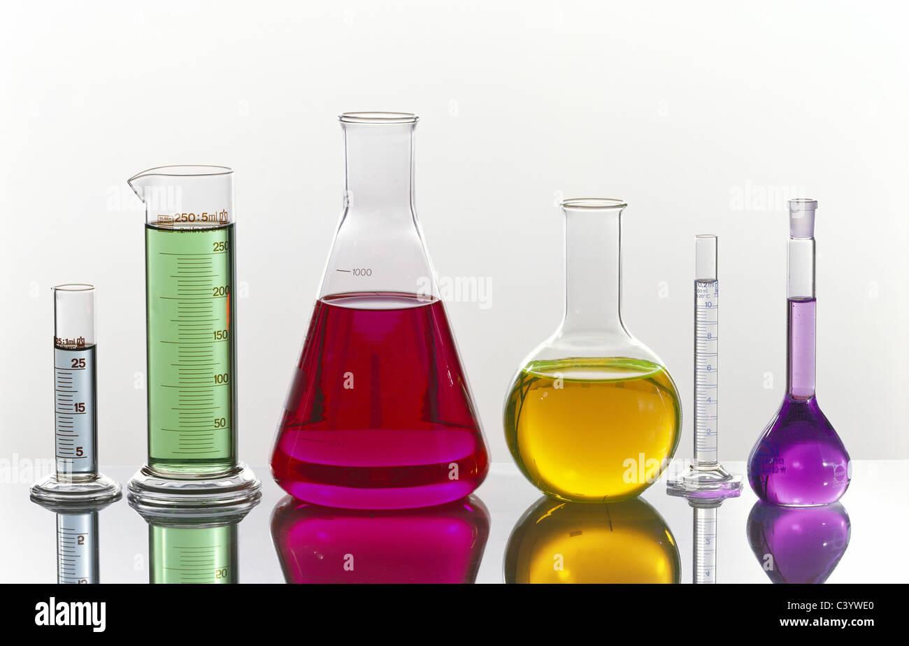 beaker chemical chemistry colourful