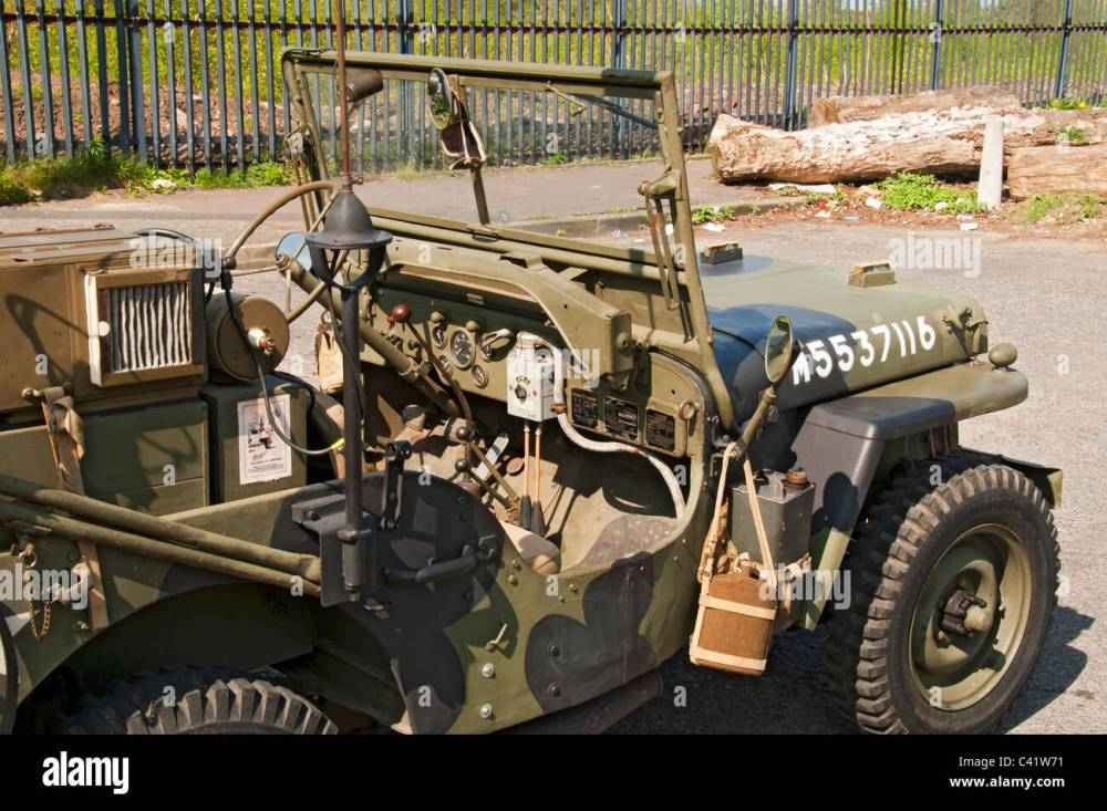 medium resolution of ford willys mb us army jeep c1941 5 at a ww2 parade