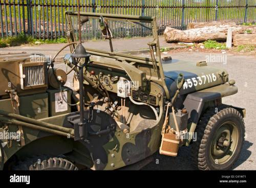 small resolution of ford willys mb us army jeep c1941 5 at a ww2 parade