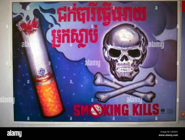 Anti-Smoking Posters Free