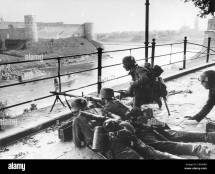 German Soldiers Narva In Estonia 1941 Stock