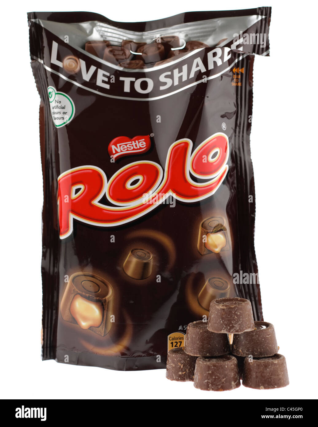 Dark Chocolate Rolos : chocolate, rolos, Resolution, Stock, Photography, Images, Alamy