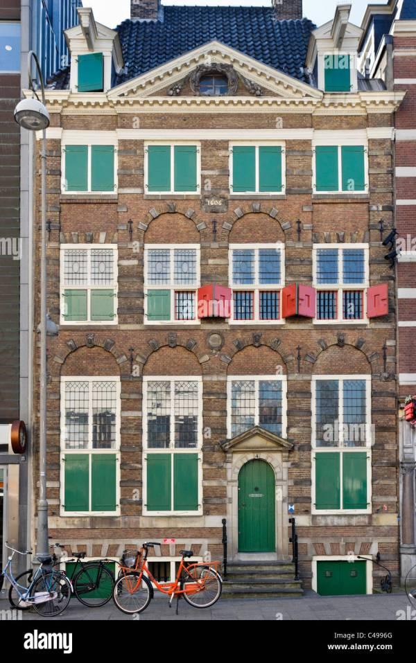 Rembrandthuis Museum Stock &