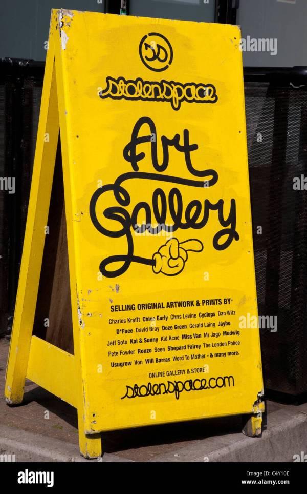 Brewery Art Walk Stock & - Alamy