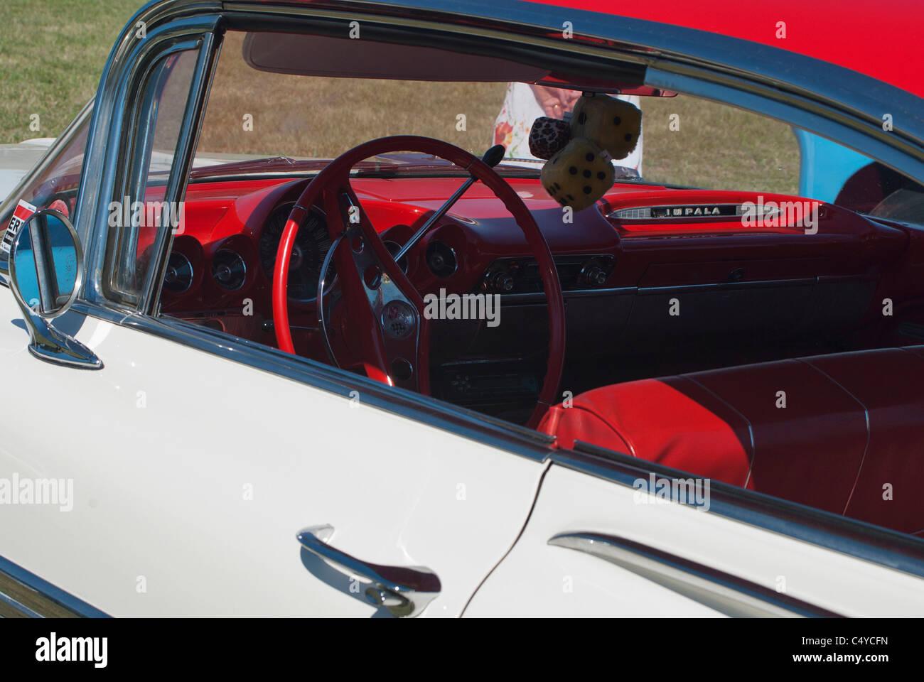 hight resolution of steering wheel of 59 chevrolet impala