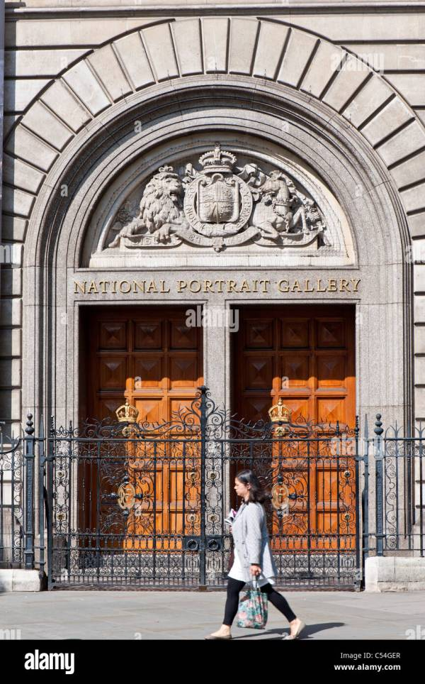 National Portrait Stock &