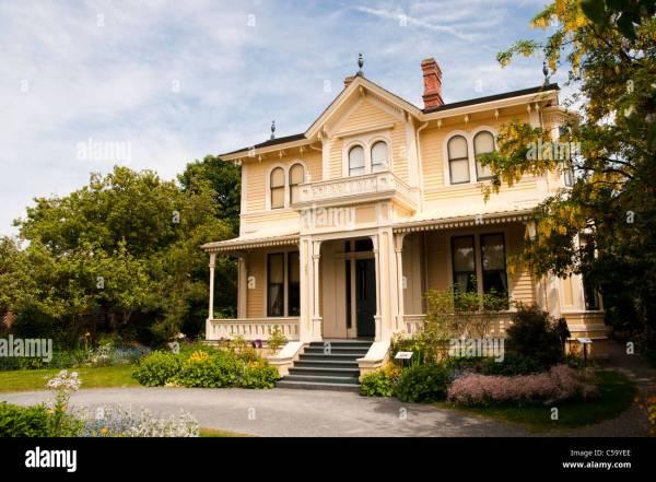 Emily Carr House Stock &