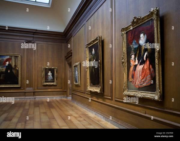 Fine Art Gallery Wall