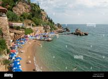 Antalya Beach Stock &