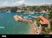 City Beach Antalya Turkey