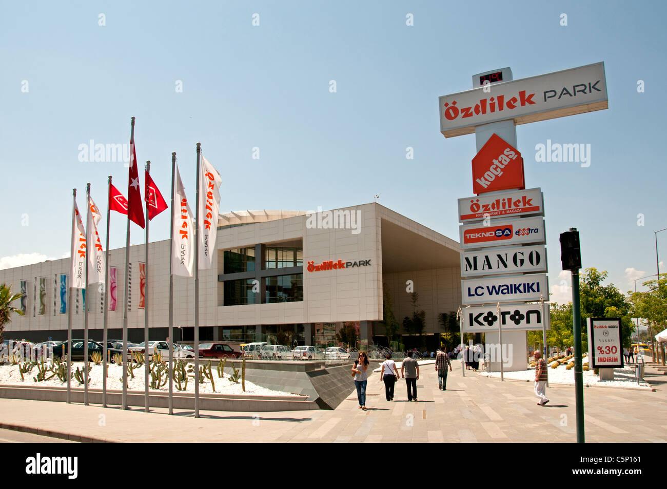 Modern Shopping mall Antalya Turkey Ozdilek Park Stock Photo: 37977913 - Alamy