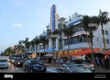 Breakwater Hotel Ocean Drive Miami South Beach Gold