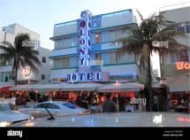 Ocean Drive Hotels South Beach Miami Florida