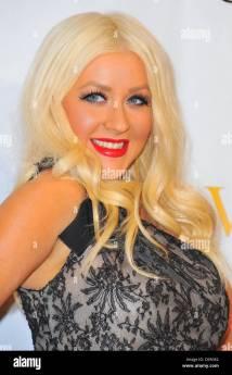 Christina Aguilera Stock &
