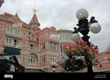 Entrance Disneyland Paris Stock &