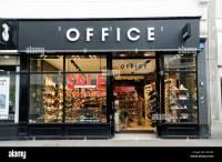 Office Shoe Shop Richmond upon Thames Surrey Stock Photo ...