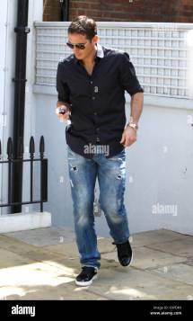 Frank Lampard Girlfriend Christine Bleakley Stock