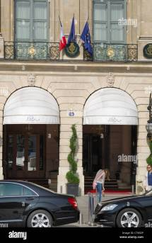 Ritz Paris Stock & - Alamy