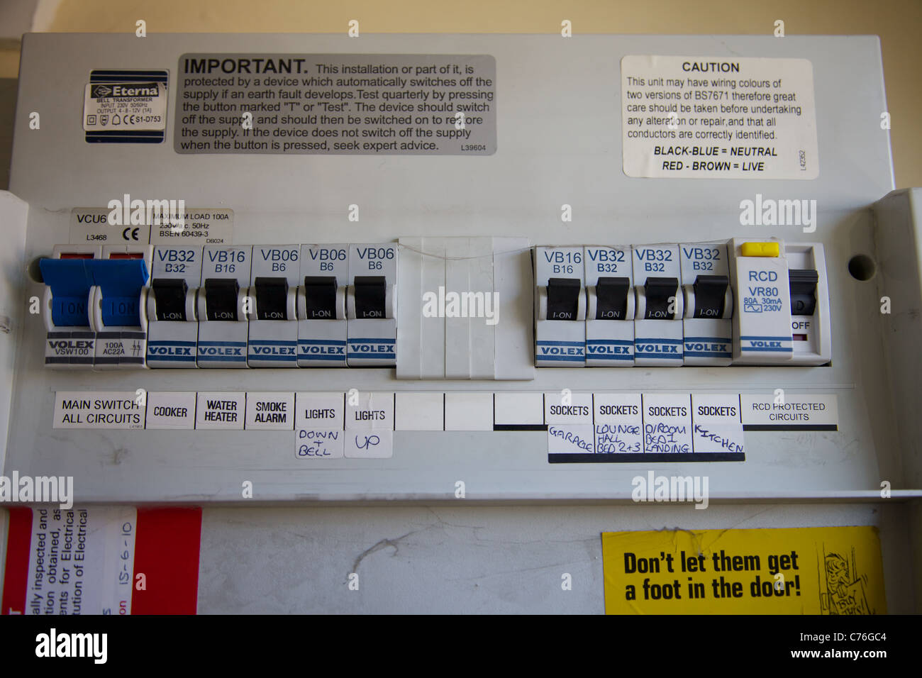 hight resolution of domestic fuse box stock photos domestic fuse box stock images alamy domestic fuse box regulations domestic fuse box