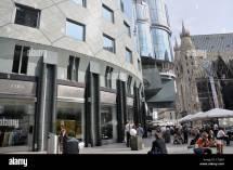 Stephansplatz Vienna Stock &