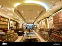 Dubai, United Arab Emirates, Mall of the Emirates, carpet ...