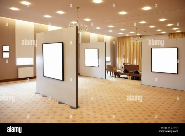 Empty Art Stock & - Alamy