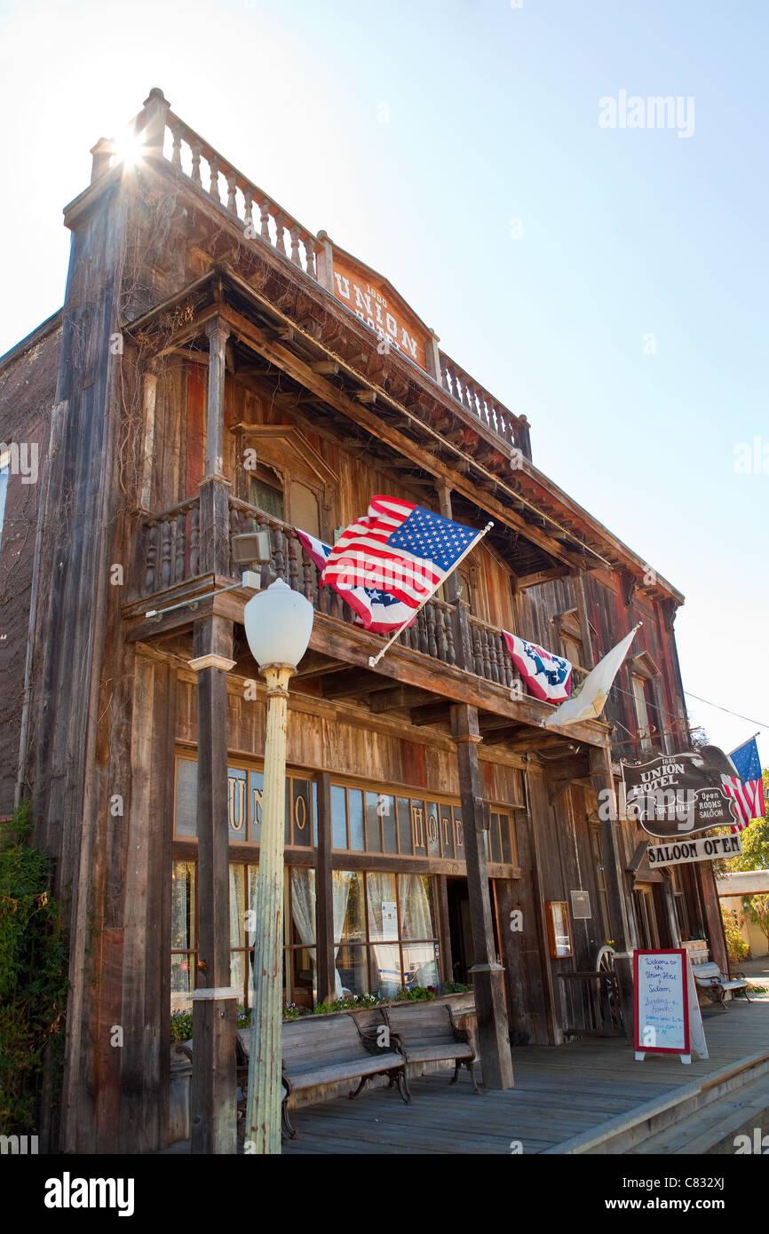 Union Hotel And Saloon Los Alamos California United