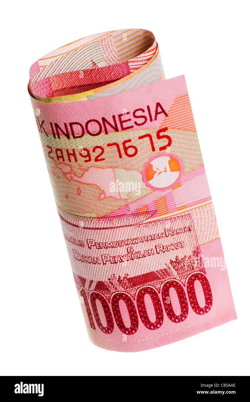 Euro In Rupiah : rupiah, Rupiah, Resolution, Stock, Photography, Images, Alamy