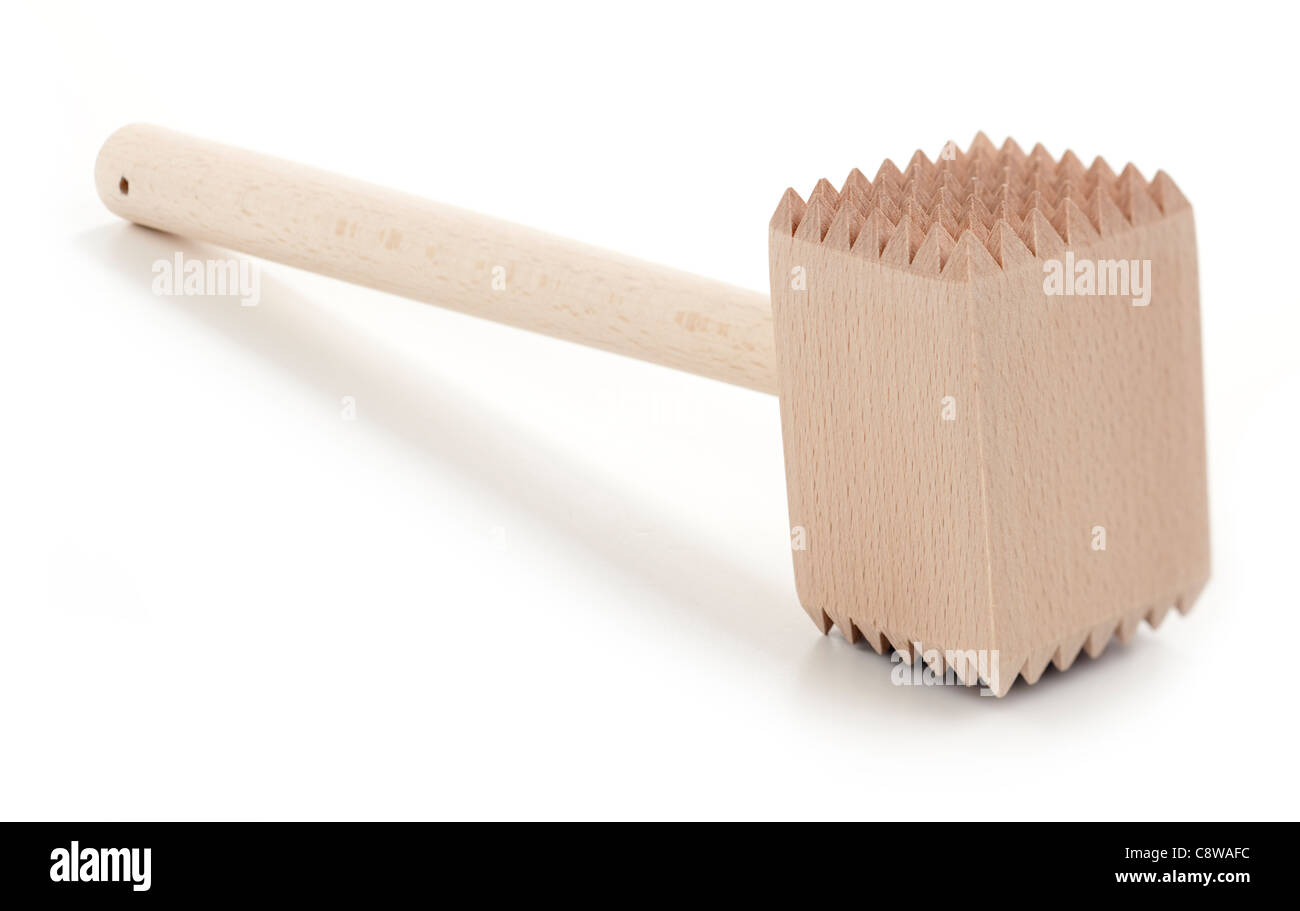 meat mallet stock photos