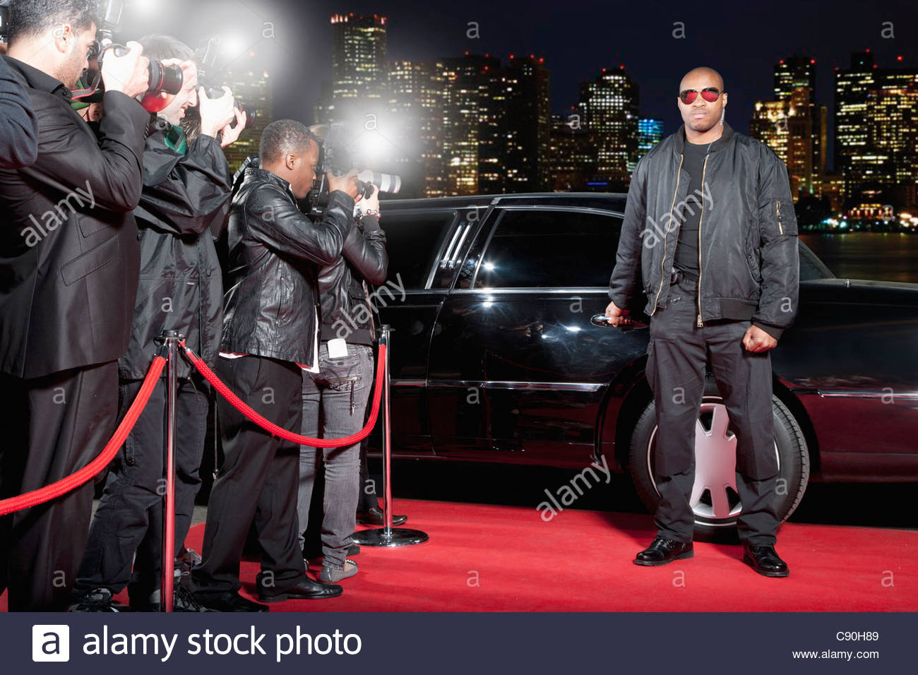Security Roter Teppich Bodyguard Security Stock Photos And Bodyguard Security Stock