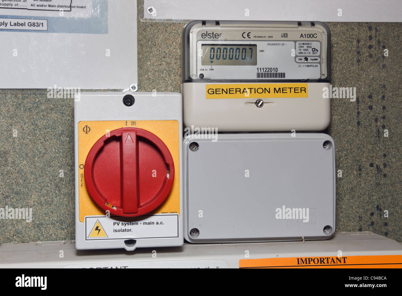 solar pv generation meter wiring diagram 1985 k5 blazer fuse panel array related keywords