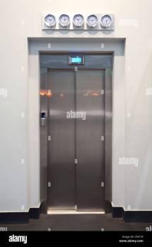 Hotel Elevator Stock &