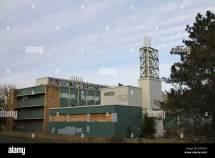 Abandoned U. . Bureau Of Mines Building In