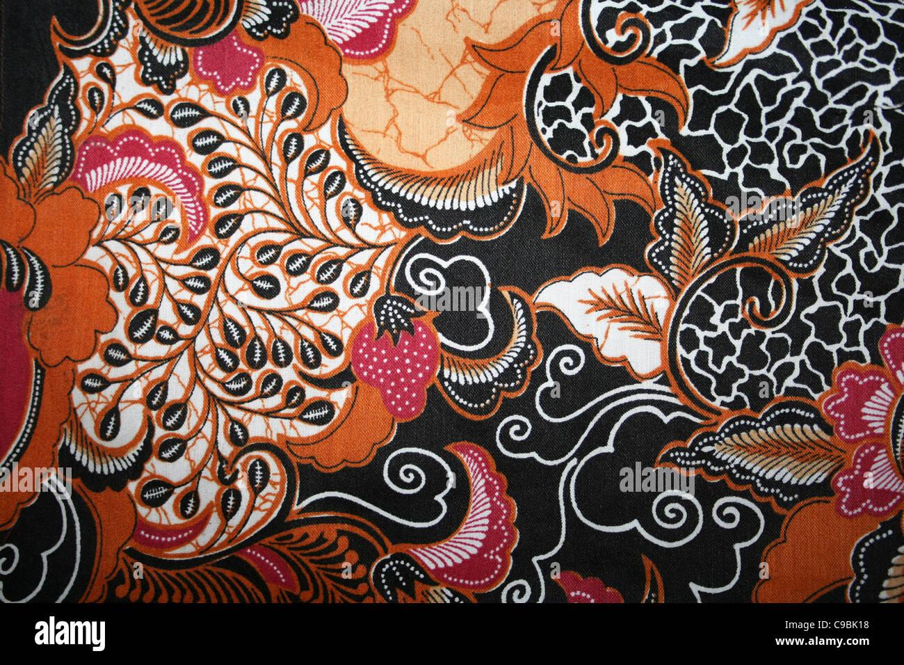 Batik From Indonesia Stock Photos  Batik From Indonesia