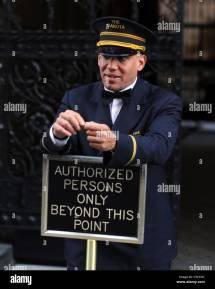 Concierge Sign Stock &