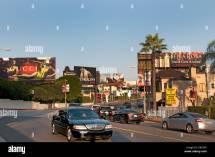 Sunset Boulevard Beverly Hills