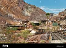 California Barstow Calico Ghost Town Silver Mining