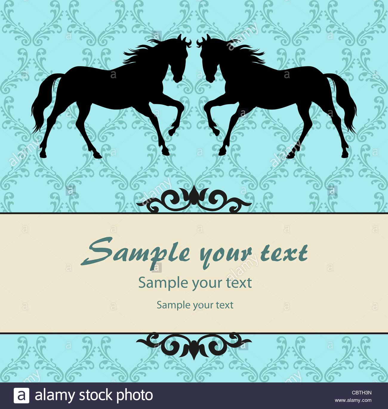 Horse Illustration Stock Photos Amp Horse Illustration Stock