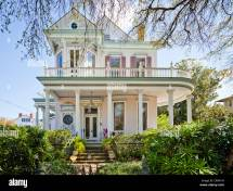 New Orleans Garden District House