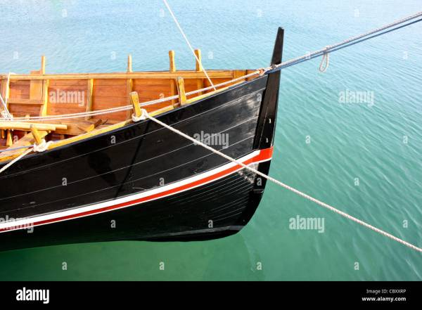 Traditional Wooden Boat